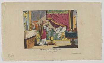 Bildnis des Papst Pius VII. (Barnaba Graf Chiaramonti)