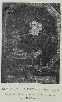 Isaäc Aboab Da Fonseca (1605-1693)