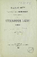Quelques mots à propos d'un article de l'Univers Israélite du mois de mars 1856, sur la synagogue Lasry à Oran