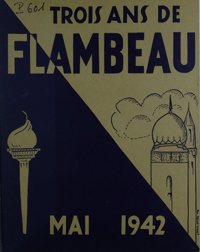 Le Flambeau [Yeshiva College] : publication française du Yeshiva College. Vol. 1 n° 4 (1er mai 1942)