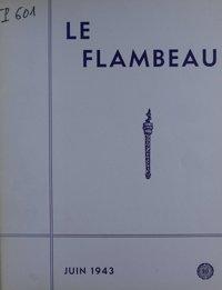 Le Flambeau [Yeshiva College] : publication française du Yeshiva College. Vol. 1 n° 5 (1er juin 1943)