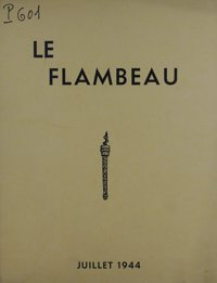 Le Flambeau [Yeshiva College] : publication française du Yeshiva College. Vol. 1 n° 6 (1er juillet 1944)