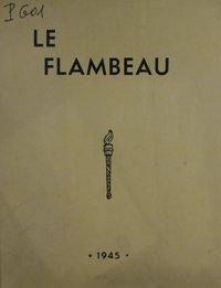Le Flambeau [Yeshiva College] : publication française du Yeshiva College. Vol. 1 n° 7 (1945)