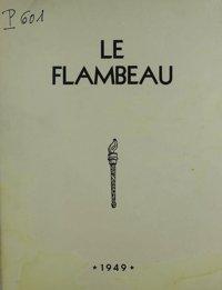 Le Flambeau [Yeshiva College] : publication française du Yeshiva College. Vol. 1 n° 9 (1949)