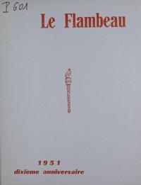 Le Flambeau [Yeshiva College] : publication française du Yeshiva College. Vol. 10 n° 1 (1951)