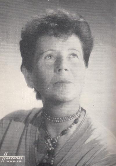 Dora Teytlboym. photo