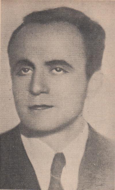 Emanuel Ringelblum. photo