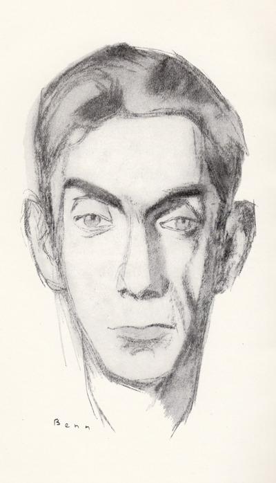 Elkhonen Vogler. portrait