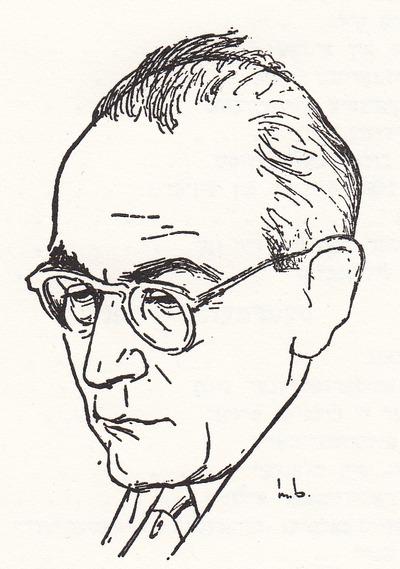 Binyomin Shlevin. portrait