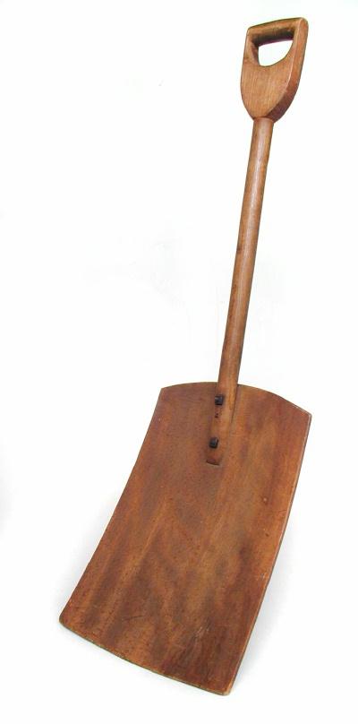 Shovel, grain