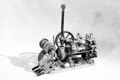 Engine, steam