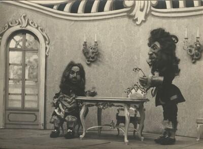 Martin Krpan, Lutkovno gledališče Ljubljana, 1950. Fotografija 12