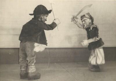 Martin Krpan, Lutkovno gledališče Ljubljana, 1950. Fotografija 13