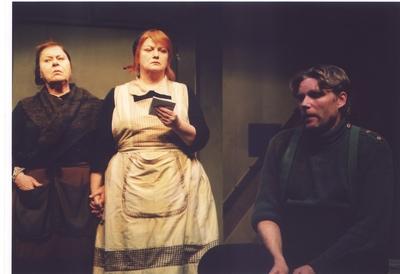Martin McDonagh, Kripl z Inishmaana, Mestno gledališče ljubljansko, 2001/02. Fotografija 149