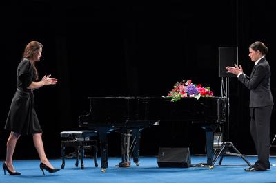 Avtorski projekt, Učene ženske po motivih Molièrovih Učenih žensk, Slovensko ljudsko gledališče Celje in Mestno gledališče Ptuj, 2015/2016. Fotografija 10