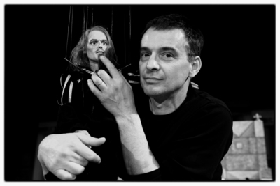 Igor Samobor: portret