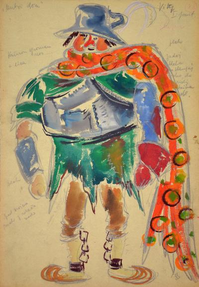 Leoš Janáček: From the House of the Dead. Sketch 4