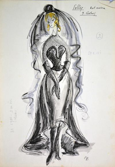 Bertolt Brecht, Kurt Weill: The Threepenny Opera. Sketch 3