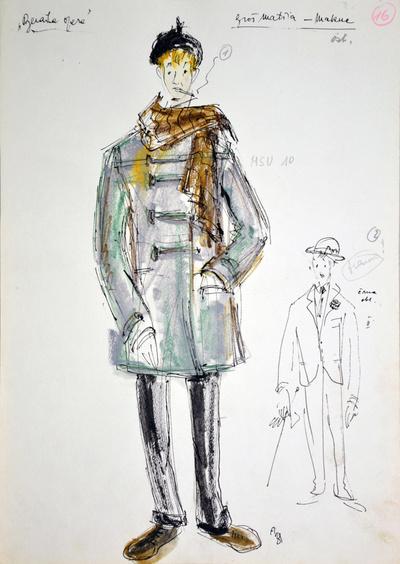 Bertolt Brecht, Kurt Weill: The Threepenny Opera. Sketch 5