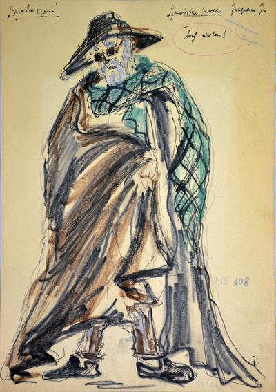 Bertolt Brecht, Kurt Weill: The Threepenny Opera. Sketch 7