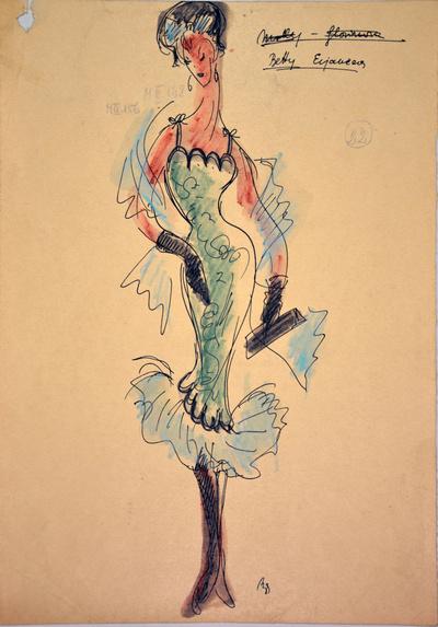 Bertolt Brecht, Kurt Weill: The Threepenny Opera. Sketch 9