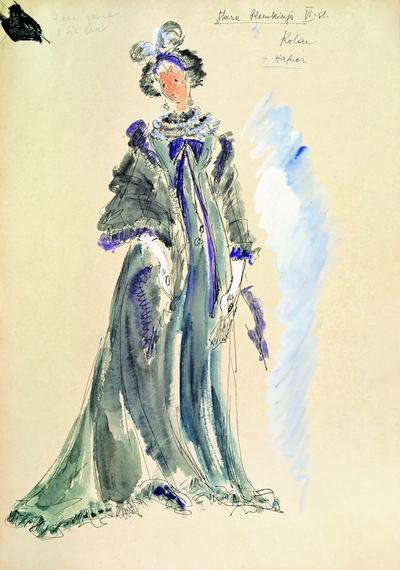 Peter I. Tchaikovsky: Eugene Onegin. Sketch 4