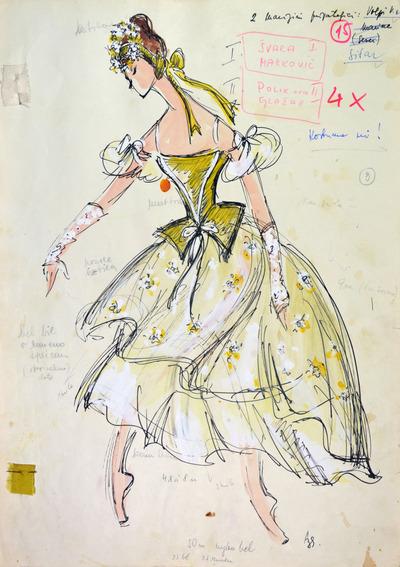 Boris Asafiev: The Fountain of Bakhchisarai: Ballet. Sketch 2