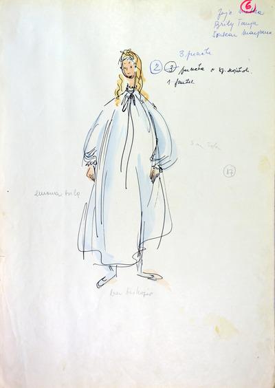 Boris Asafiev: The Fountain of Bakhchisarai: Ballet. Sketch 5