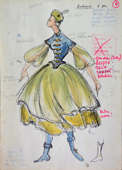 Boris Asafiev: The Fountain of Bakhchisarai: Ballet. Sketch 6