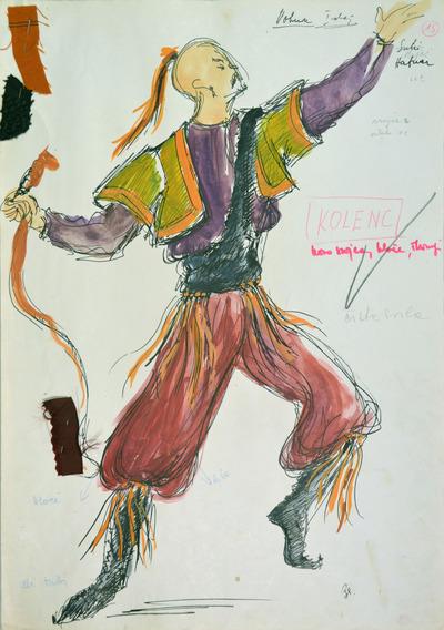 Boris Asafiev: The Fountain of Bakhchisarai: Ballet. Sketch 8
