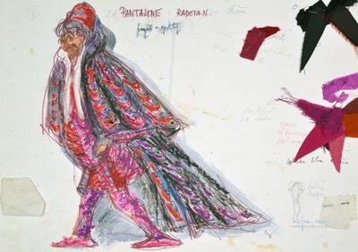 Ermanno Wolf-Ferrari: Inquisitive Women. Sketch 1