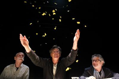 Herman Melville, Bartleby, pisar, Mini teater Ljubljana, 2010/2011