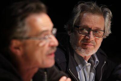 Herman Melville, Bartleby, pisar, Mini teater Ljubljana, 2010/2011. Fotografija 3