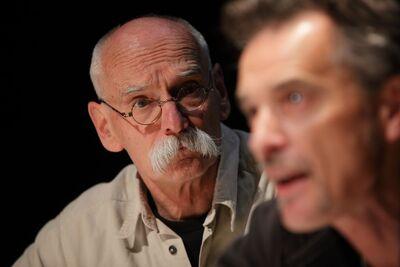 Herman Melville, Bartleby, pisar, Mini teater Ljubljana, 2010/2011. Fotografija 5