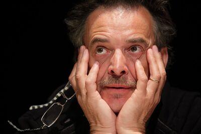 Herman Melville, Bartleby, pisar, Mini teater Ljubljana, 2010/11. Fotografija 6