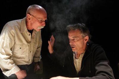 Herman Melville, Bartleby, pisar, Mini teater Ljubljana, 2010/2011. Fotografija 13
