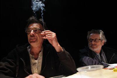 Herman Melville, Bartleby, pisar, Mini teater Ljubljana, 2010/2011. Fotografija 15