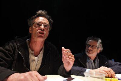 Herman Melville, Bartleby, pisar, Mini teater Ljubljana, 2010/2011. Fotografija 17
