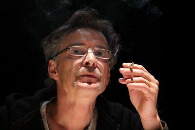 Herman Melville, Bartleby, pisar, Mini teater Ljubljana, 2010/11. Fotografija 19