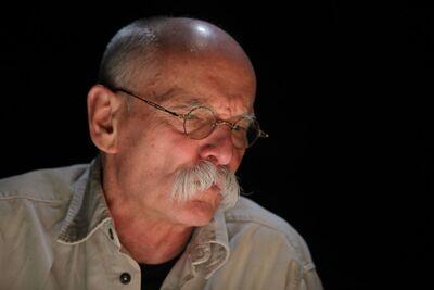 Herman Melville, Bartleby, pisar, Mini teater Ljubljana, 2010/2011. Fotografija 20