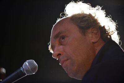 Stanisław Ignacy Witkiewicz, Ponorela lokomotiva, SNG Drama Ljubljana, 2012/13. Fotografija 22