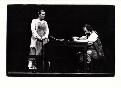Arthur Miller, Lov na čarovnice, Drama SNG Maribor, 1997/98. Fotografija 115