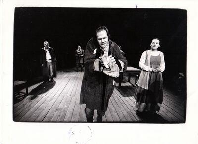 Arthur Miller, Lov na čarovnice, Drama SNG Maribor, 1997/98. Fotografija 116