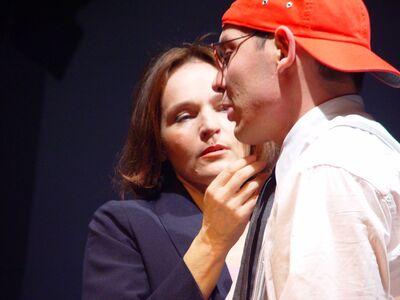 Nicky Silver: Debeluhi v krilcih, Drama SNG Maribor, 2002/03. Fotografija 119