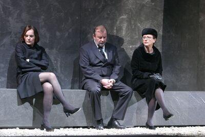 Jon Fosse, Jesenski sen, Drama SNG Maribor, 2003/04. Fotografija 120