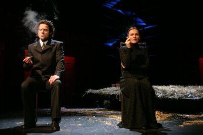 Federico García Lorca, Krvava svatba, Drama SNG Maribor, 2004/05. Fotografija 125