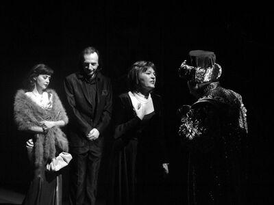 Jean-Baptiste Poquelin Molière, Plemeniti meščan, Drama SNG Maribor, 2006/07. Fotografija 135
