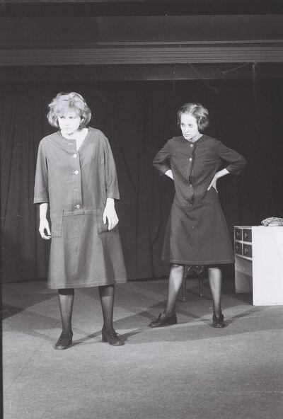 Jean Genet, Služkinji, AGRFT, 1975/76. Fotografija 104