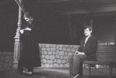 Murray Schisgall, L'bez'n, AGRFT, 1976/77. Fotografija 105