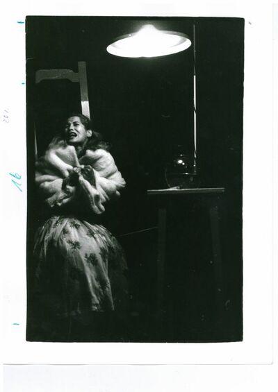 Heiner Müller, Opustošena obala / Medeja kot material / Pokrajina z argonavti, Eksperimentalno gledališče Glej, 1987/1988. Fotografija 110